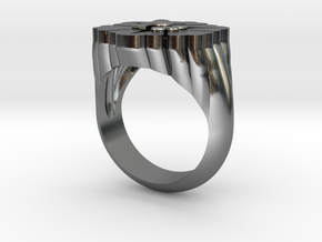 J-19-75 in Polished Silver
