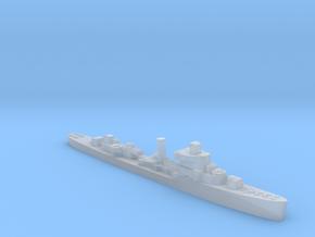 USS Davis destroyer late war 1:1800 WW2 in Smoothest Fine Detail Plastic