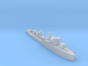 Soviet Shkval guard ship 1:2400 WW2 in Smoothest Fine Detail Plastic