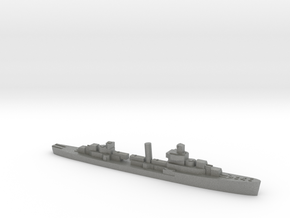 USS Somers destroyer 1940 1:3000 WW2 in Gray PA12