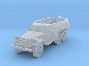 BTR 152 early 1/160 in Smooth Fine Detail Plastic