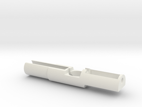Rudy Pando ROTJ V3 Basic Chassis Prizm in White Natural Versatile Plastic