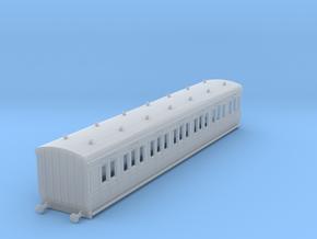 o-148fs-gcr-london-sub-brake-composite-coach in Smooth Fine Detail Plastic