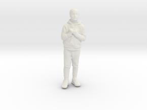 Printle C Kid 339 - 1/32 - wob in White Natural Versatile Plastic