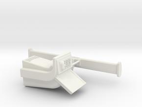 1:25 - Furuno FAR 2827 radar in White Natural Versatile Plastic