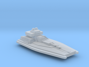 Imperial Bayonet Class light cruiser in Smooth Fine Detail Plastic