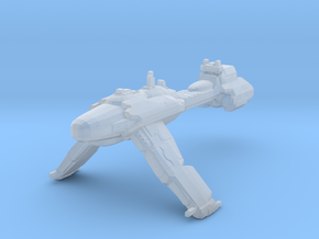 Frigate Nebulon B2 in Smooth Fine Detail Plastic