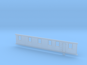 """Boxcab side 6.2"""" in Smooth Fine Detail Plastic"""