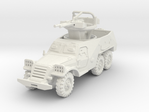 BTR 152 A 1/87 in White Natural Versatile Plastic