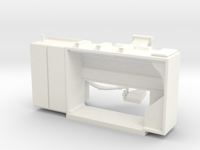 1/64 Milking Robot LH-3 in White Processed Versatile Plastic