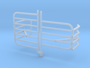 1/64 Milking Robot LH-3 Gate  in Smooth Fine Detail Plastic
