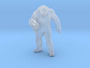 Doom Possessed Soldier 1/60 miniature games rpg in Smooth Fine Detail Plastic