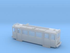 ART SNCV TT chassis N plaque a film 1 piece in Smooth Fine Detail Plastic: 1:120 - TT