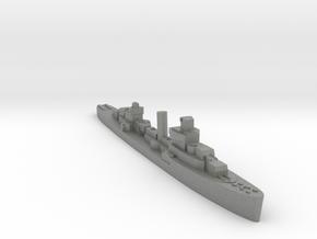 USS Davis destroyer 1940 1:2400 WW2 in Gray PA12
