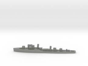 Soviet Taifun guard ship 1:2400 WW2 in Gray PA12