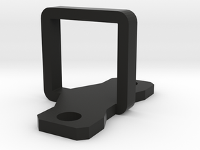 Rack cable Mount in Black Natural Versatile Plastic