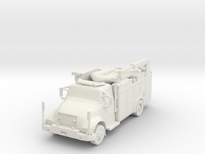 ~1/87 FDNY or NYPD TSU Maritime Incident response in White Natural Versatile Plastic