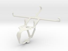 Controller mount for F710 & Huawei nova 5i Pro - F in White Natural Versatile Plastic