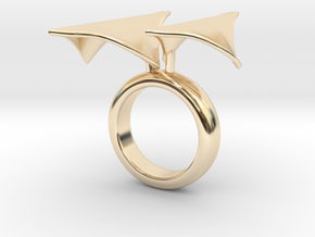 Carbucha - Bjou Designs in 14k Gold Plated Brass