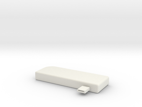 51v9vsqorkh87n25hc1aeebku5 44601331 Mod.stl in White Natural Versatile Plastic