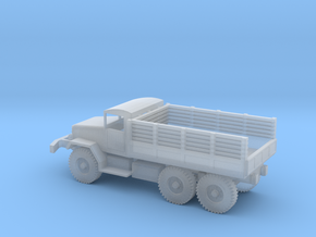 1/144 Scale M34 Cargo Truck in Smooth Fine Detail Plastic