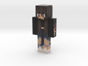 og girl skin | Minecraft toy in Natural Full Color Sandstone