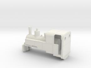 B-1-160-decauville-8ton-060-closed-1a in White Natural Versatile Plastic