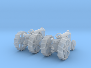 Fordson Tractors new tt in Smooth Fine Detail Plastic