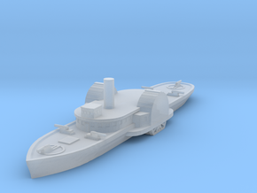 1/1000 CSS Morgan in Smooth Fine Detail Plastic