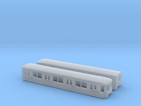 BR 477 Mod N [2x body] in Smooth Fine Detail Plastic