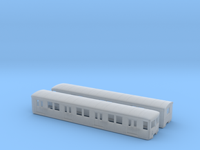 DB 476  N [2x body] in Smooth Fine Detail Plastic