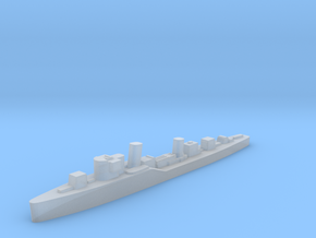 Soviet Tsiklon guard ship 1:3000 WW2 in Smoothest Fine Detail Plastic