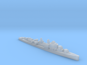 USS Allen M. Sumner destroyer 1944 1:2400 WW2 in Smoothest Fine Detail Plastic
