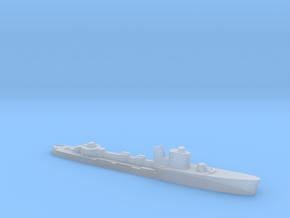 Italian Polluce torpedo boat 1:1800 WW2 in Smoothest Fine Detail Plastic