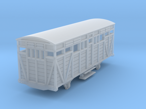o-re-148fs-eskdale-big-saloon-coach in Smooth Fine Detail Plastic