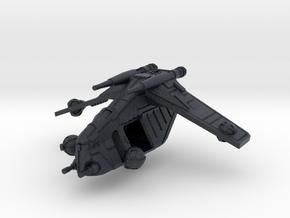 LAAT Republic Gunship (Closed) (1/270) in Black PA12
