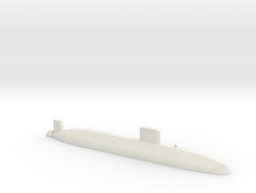 Swiftsure-class SSN, 1/1250 in White Natural Versatile Plastic