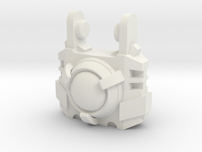 Matrix Medkit for Siege Ratchet in White Natural Versatile Plastic
