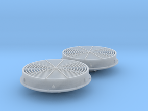 Standard Dynamic Fan 1/48 in Smoothest Fine Detail Plastic