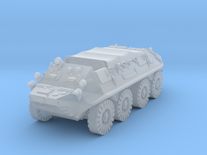 BTR 60 P (closed) 1/220 in Smooth Fine Detail Plastic