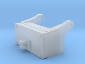 1/50 D8T Weight Block  in Smooth Fine Detail Plastic