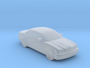 Jaguar XJIV in Smooth Fine Detail Plastic
