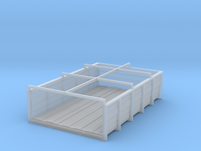 farm box for 41-46 truck model in Smoothest Fine Detail Plastic