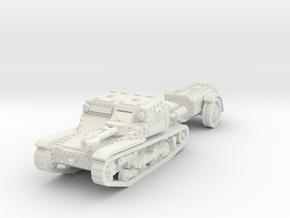cv35 flamethrower 1/56 in White Natural Versatile Plastic