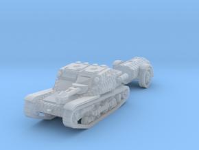 cv35 flamethrower 1/120 in Smooth Fine Detail Plastic