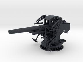 1/72 USN 5 inch 25 Cal. GUN MOUNT MARK 40 in Black PA12