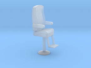Helm chair scale 1:50  in Smooth Fine Detail Plastic
