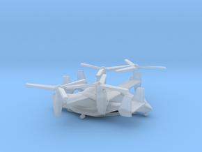 Bell Boeing V-22 Osprey in Smooth Fine Detail Plastic: 1:500