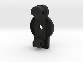 Galaxy MP5K Receiver End Cap in Black Natural Versatile Plastic