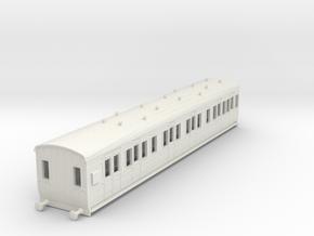 o-100-gcr-lav-composite-brake-coach in White Natural Versatile Plastic